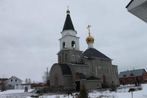 Храм Николая Чудотворца с. Подстепки
