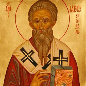 Апостол Иаков - Заведеев