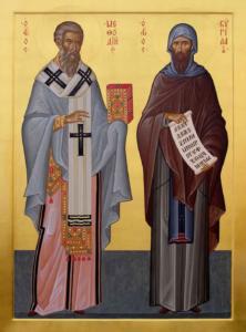Кирил и Мефодий