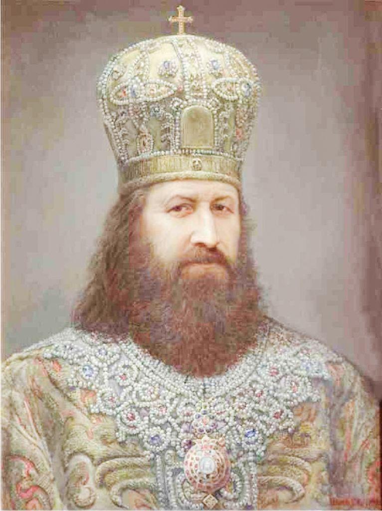 Никон – Патриарх Московский и всея Руси