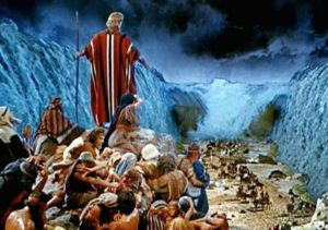Переход евреев через Чермное (Красное) море