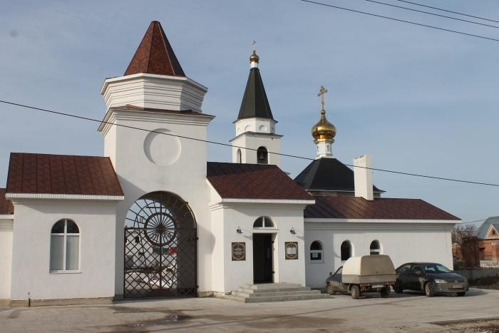 Храма во имя Святителя Николая Чудотворца село Подстепки
