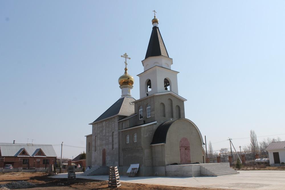 Храм во имя Святителя Николая Чудотворца село Подстепки
