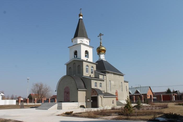 Храма во имя Святителя Николая Чудотворца в с. Подстепки
