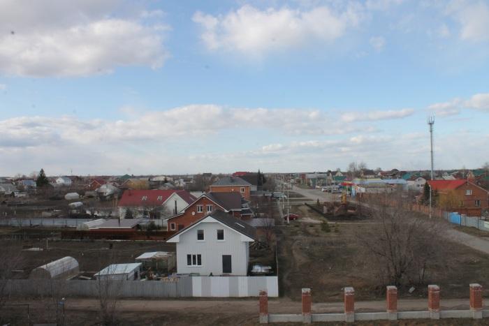 Окрестности села Подстепки, Ставропольского района, Самарской обл.