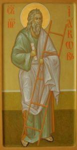 Иаков (Израиль) третий из библейских патриархов