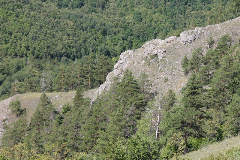 Склон горы Стрельная