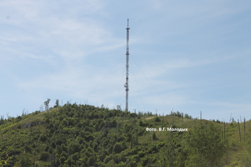 Гора Отважная