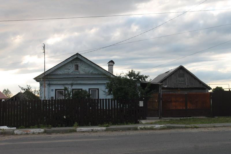 Дом в селе Бахилово