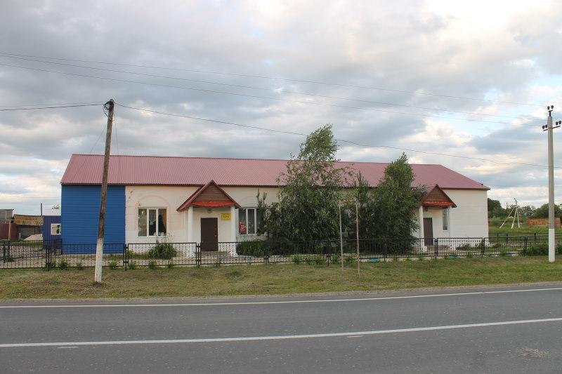 Клуб села Бахилово