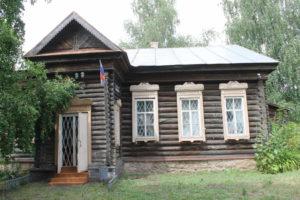 Музей в селе Усолье