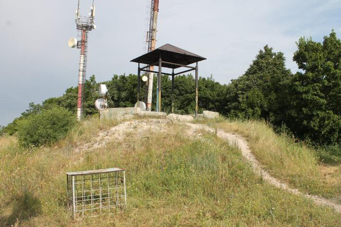 Гора Светелка - Место силы