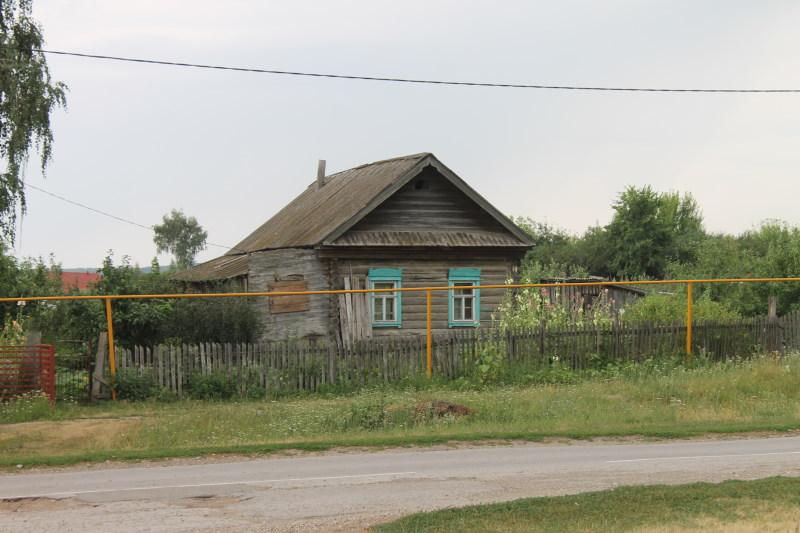 Частный дом в селе Усолье