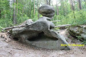 Камень Кобра
