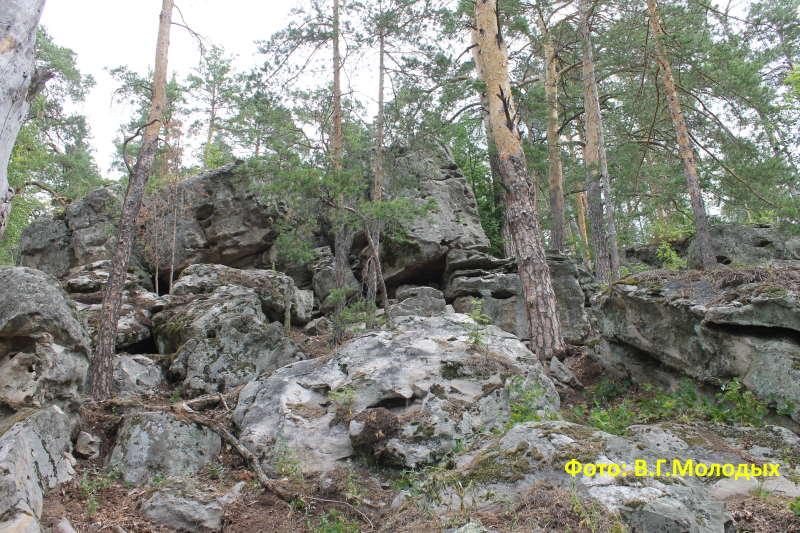 Рачейские Скалы - Место силы