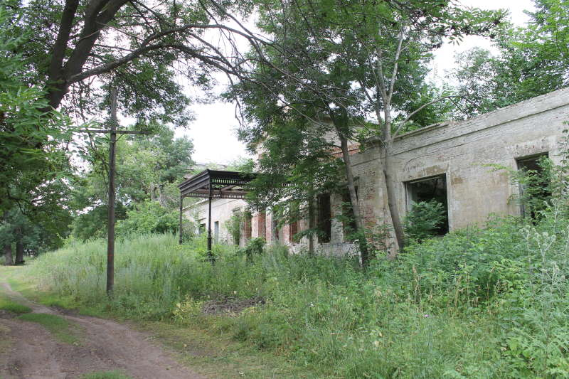 Дом графа Орлова в Усолье