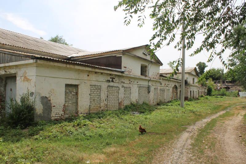 Вспомогательные здания усадьба графа Орлова-Давыдова