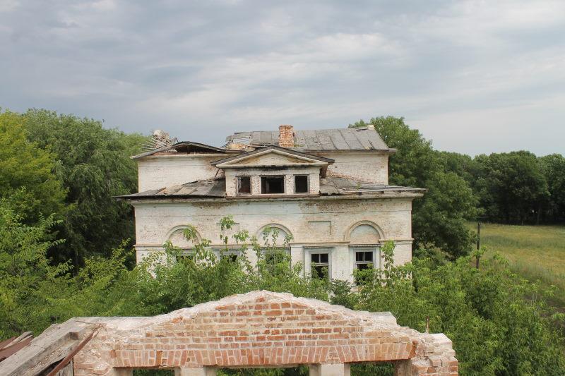 Усадьба графа Орлова-Давыдова