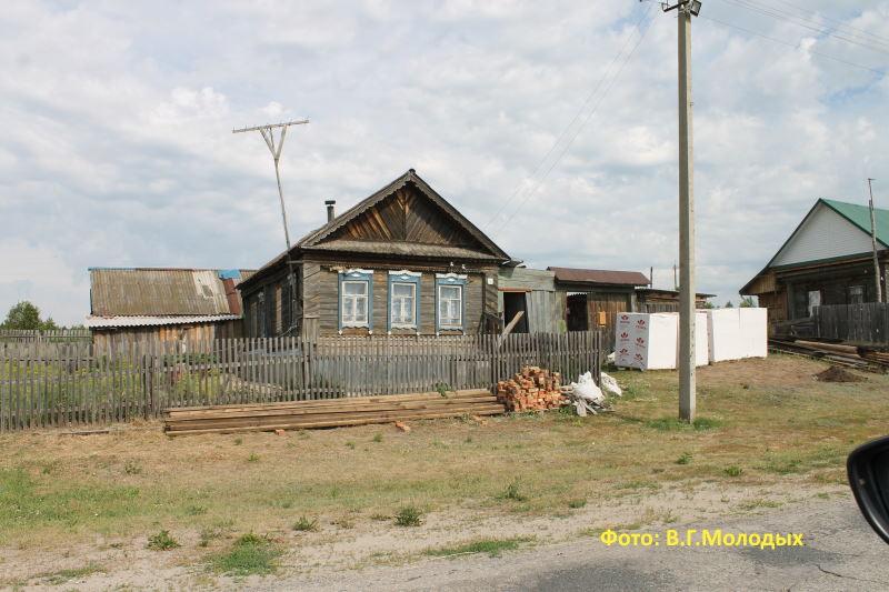 Дом в Деревне Смолькино