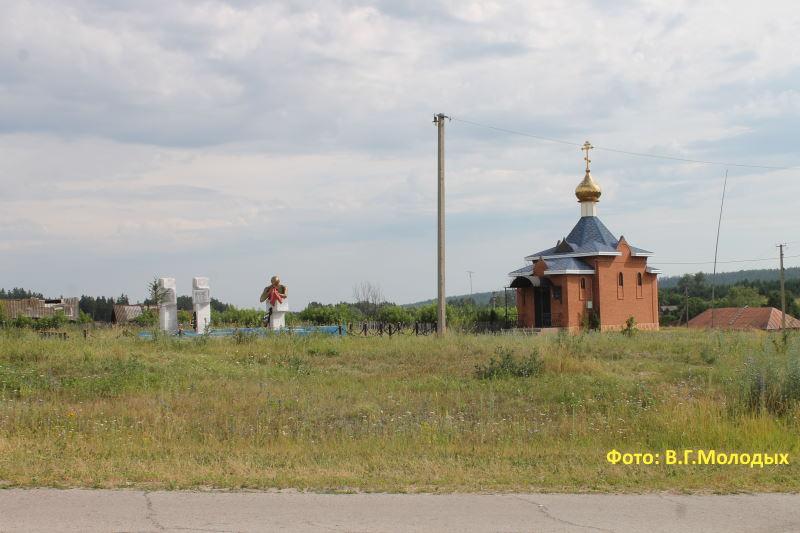 Деревня Смолькино