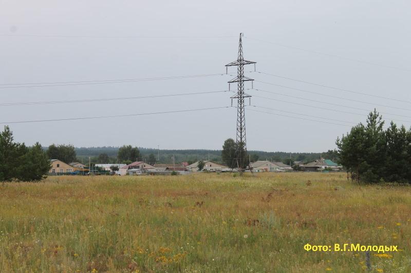 Село Старая Рачейка