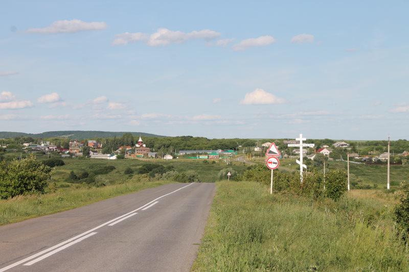 Село Осиновка