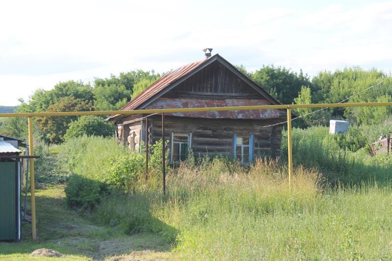 Срубовой дом в селе Осиновка