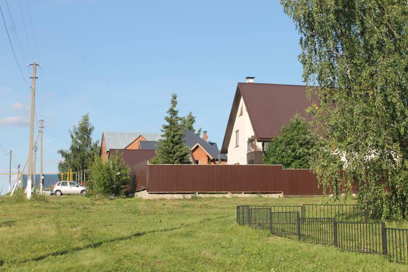 Улицы села Осиновка