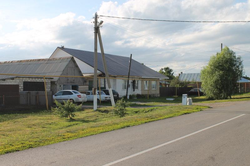 Дом в Сосновом Солонце