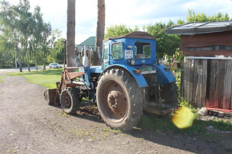 Трактор Беларус в Сосновом Солонце