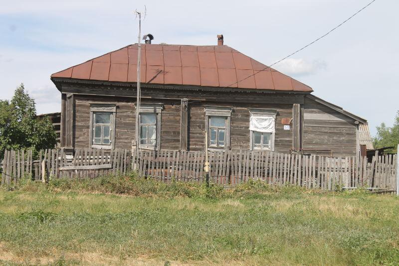Дом в селе Брусяны