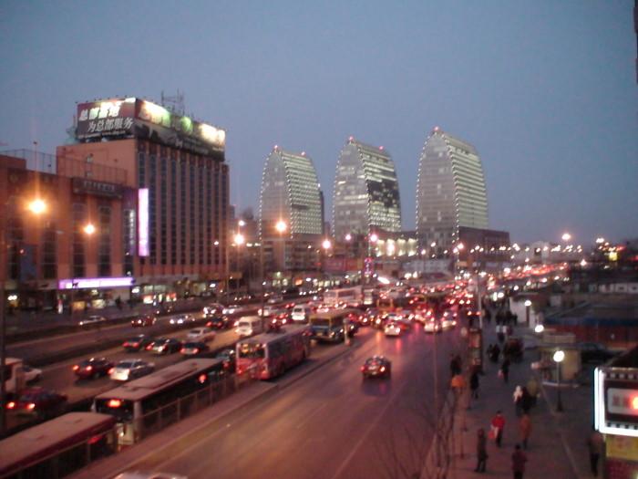 Город Пекин, Китай