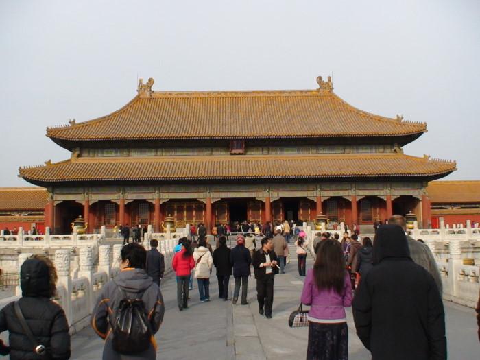 Запретный город, Пекин, Китай