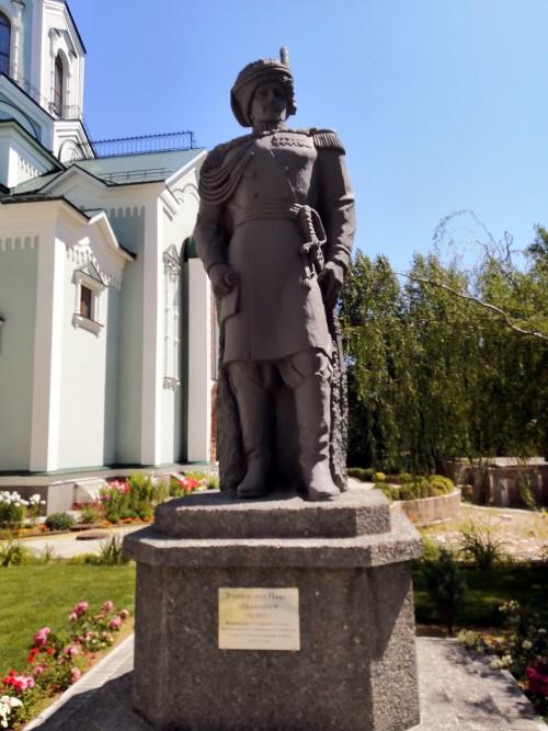 Казацкий атоман Павел Диомидий