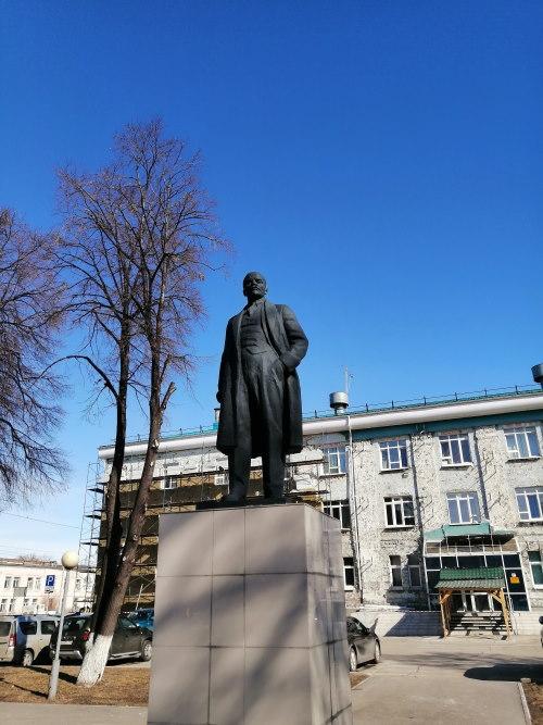 Памятник Владимиру Ильичу Ленину (В.И. Ульянов)