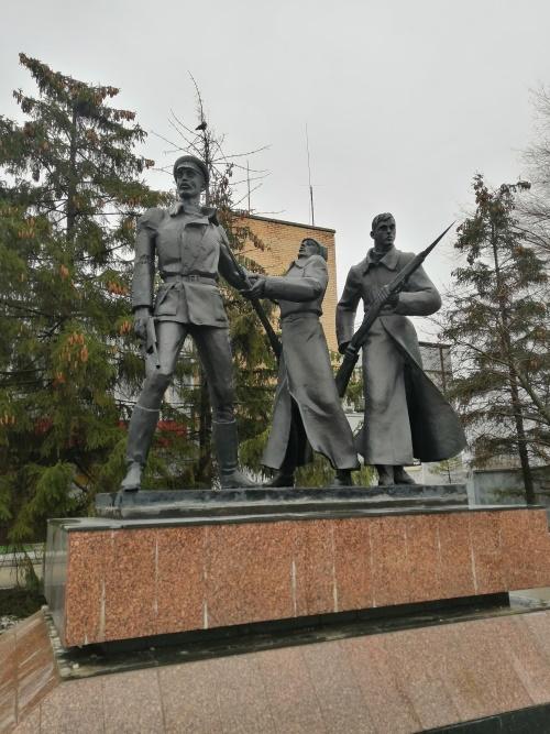 Композиция За власть Советов