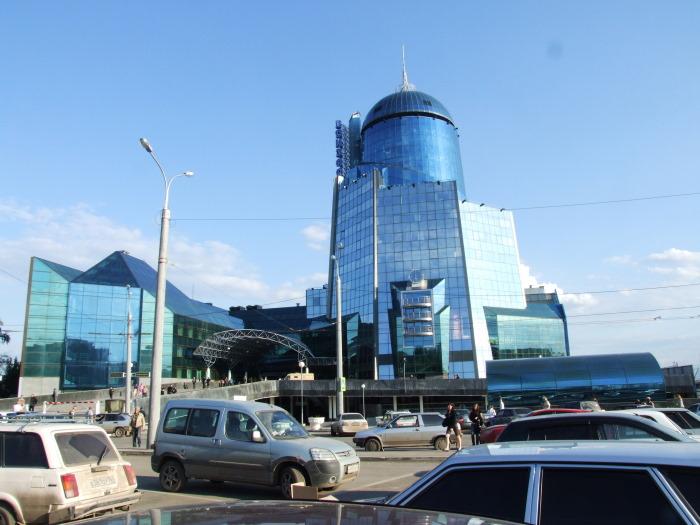 Самарский железнодорожный вокзал