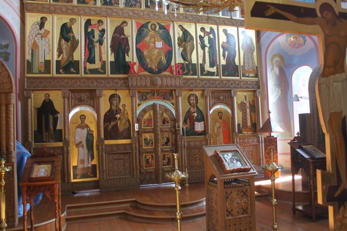 Храм в честь иконы Божией Матери «Казанская»