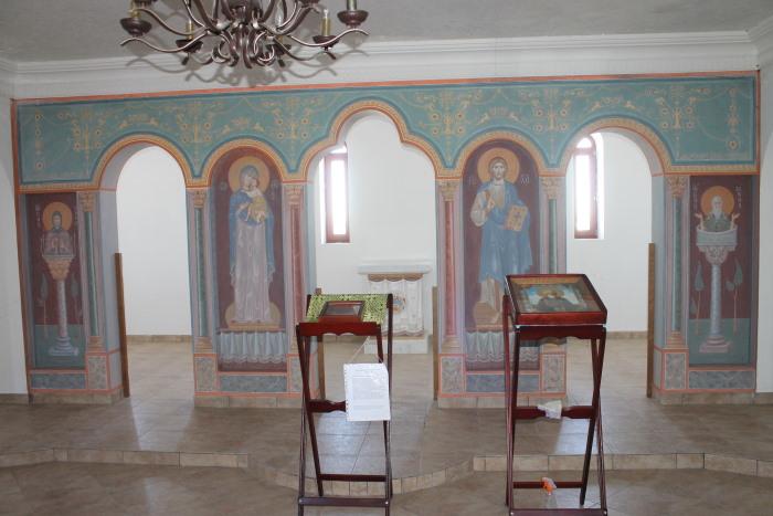 Храм во имя святого пророка Иоанна Предтечи