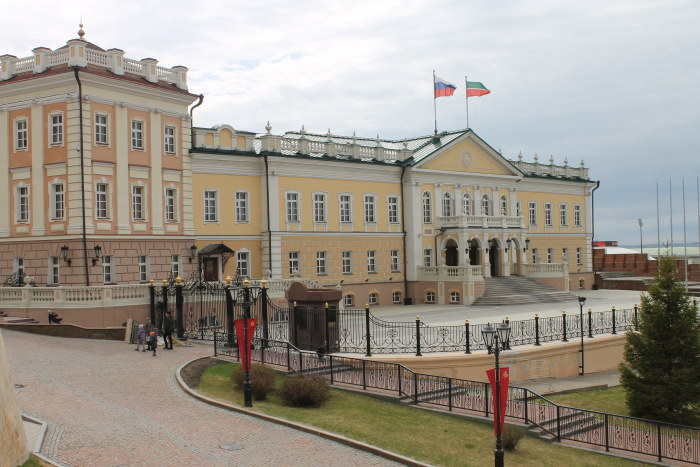 Представительский корпус Аппарата президента республики Татарстан
