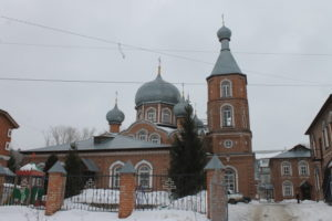 Собор во имя праведного Иоанна Кронштадтского