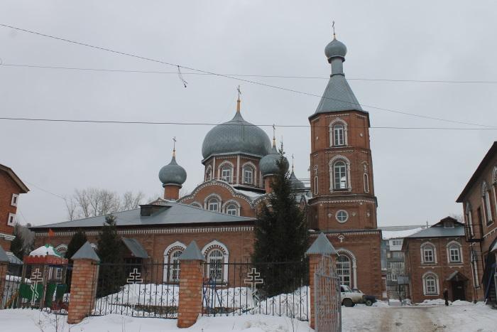 Храм во имя святого праведного Иоанна Кронштадтского