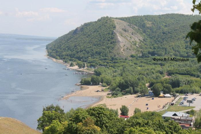 Жигулевский пляж