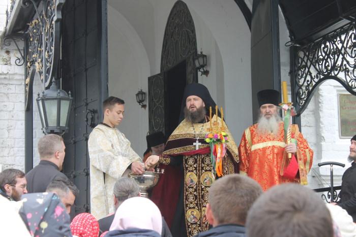 Наместник Раифского Богородицкого мужского монастыря игумен Гавриил
