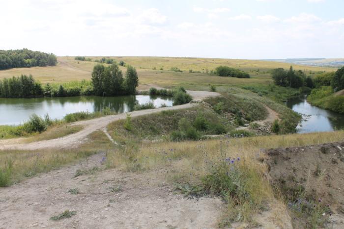 Водопад в Сырйке