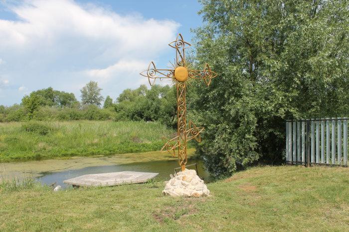 Казанско-Богородицкий Святой источник в селе Съезжее.